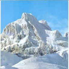Postales: CANFRANC CANDANCHU PICO ASPE. Lote 30762335