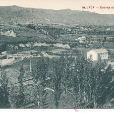 Postales: JACA-HUESCA. Lote 31192715