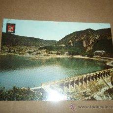 Postales: POSTAL DE ARGUIS.HUESCA.PANTANO.. Lote 31247127