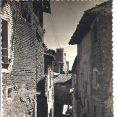 Postales: PS0112 ALQUEZAR 'CALLE DRAGONES'. EDICIONES SICILIA. NÚM. 8. SIN CIRCULAR. Lote 31523447