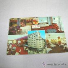 Postales: POSTAL HOTEL-RESIDENCIA REY ALFONSO ZARAGOZA . Lote 31396492