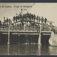 Postales: AOIZ - EXPLORADORES TROPA DE ZARAGOZA -FOTOGRAFICA - (10.149). Lote 31763738