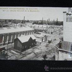 Postales: POSTAL Nº 10. EXPOSICIÓN HISPANO-FRANCESA DE ZARAGOZA. DETALLE GENERAL DE LA EXPOSICIÓN.. Lote 31891431