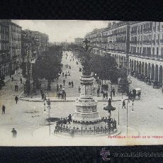 Postales: POSTAL. PASEO DE LA INDEPENDENCIA. ZARAGOZA. . Lote 31891546