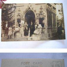 Postkarten - Antigua Postal : ZARAGOZA. 1923. En la foto productos agrícolas y publicidad de Sulfato amónico - 31994163
