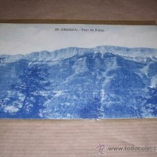 Postkarten - 28 ORDESA - FAJA DE PELAY EDT. SILVERIO PASCUAL 14X9 CM. - 32042291