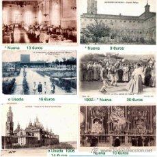 Postales: T.P. ZARAGOZA Y PROVINCIA Y TEMA GOYA. 71 PIEZAS, P.VENTA INDIVIDUAL 446 €. VER FOTOS Y CONDICIONES. Lote 32198737