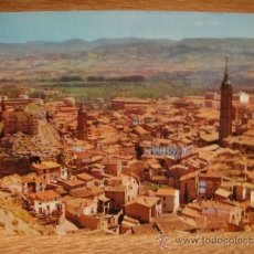 Postales: CALATAYUD - POSTAL CIRCULADA 1968 EDI. SICILIA. Lote 32492137