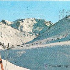 Postales: CANDANCHU (HUESCA), PISTAS DEL TOBAZO - FOTO PEÑARROYA - CIRCUADA. Lote 33293953