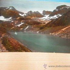 Postales: CANFRANC HUESCA ANTIGUA POSTAL COLOREADA A MANO EDICCIONES SICILIA. Lote 33296213