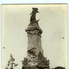 Postales: POSTAL ZARAGOZA MONUMENTO A LOS SITIOS. Lote 33497533