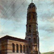 Postales: ALBALATE DEL ARZOBISPO 1010 TORRE DE LA IGLESIA ED. FRANCISCO ADELL SIN CIRCULAR . Lote 33517263