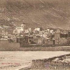 Postales: BIESCAS Nº2 BARRIO DE SAN PEDRO - EDICION FRANCISCO DE LAS HERAS - SIN CIRCULAR. Lote 33789226