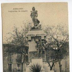 Postales: ZARAGOZA. AGUSTINA DE ARAGÓN. M. ARRIBAS. Lote 33967369