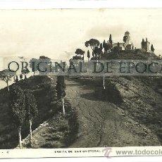 Postales: (PS-29543)POSTAL FOTOGRAFICA DE CALACEITE-ERMITA DE SAN CRISTOBAL. Lote 34027515