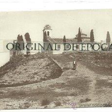 Postales: (PS-29542)POSTAL FOTOGRAFICA DE CALACEITE-ERMITA DE SAN CRISTOBAL. Lote 34027527