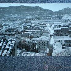 Postales: POSTAL VALDERROBRES TERUEL ARRABAL. Lote 34332789