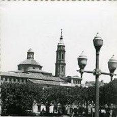 Postales: CALATAYUD (ZARAGOZA).- PLAZA DEL GENRALISIMO.- EDICIONES DARVI Nº11.- FOTOGRAFICA.. Lote 34363926
