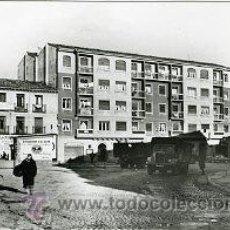 Postales: ALAGON (ZARAGOZA).- PLAZA FERNANDO EL CATOLICO (EL PARADOR).- EDICIONES DARVI Nº 4.- FOTOGRAFICA.. Lote 34364063