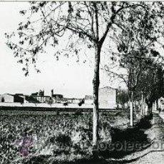 Postales: ALAGON (ZARAGOZA).- VISTA PARCIAL.- EDICIONES DARVI Nº 2.- FOTOGRAFICA.. Lote 34364105