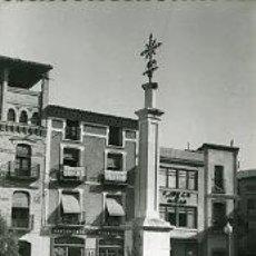 Postales: CASPE (ZARAGOZA).- PLAZA RAMON Y CAJAL-MONUMENTO A LOS CAIDOS.- EDICIONES DARVI Nº 11.- FOTOGRAFICA.. Lote 34376392