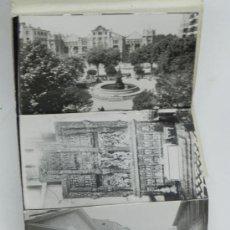Postales: ACORDEON DE 12 POSTALES DE HUESCA, FOTOGRAFICAS, MAS PEQUEÑAS QUE LAS NORMALES. DANIEL ARBONES VILLA. Lote 34907593