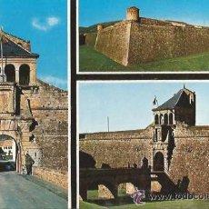 Postales: == P925 - POSTAL - ALTO ARAGON - JACA - CIUDADELA SIGLO XVI - SIN CIRCULAR. Lote 35052620