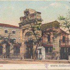 Postales: ZARAGOZA.- MATADERO.- EDICIÓN CECILIO GASCA, ZGZ. IMPRESOR PURGER & CO., MÜNCHEN.. Lote 35209473