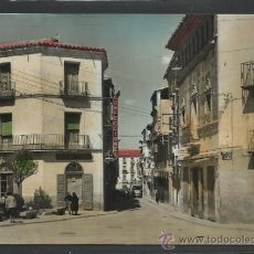 Postales: CASPE - 19 - CALLE DEL GENERALISIMO - GARCIA GARRABELLA - (12.385). Lote 35263173