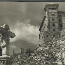 Postales: BARBASTRO - 26 - MONASTERIO DEL PUEYO - ED. SICILIA - (12.553). Lote 35375834
