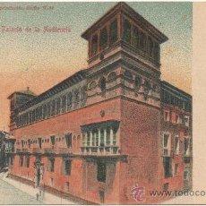 Postales: ZARAGOZA.- PALACIO DE LA AUDIENCIA.. Lote 35404169
