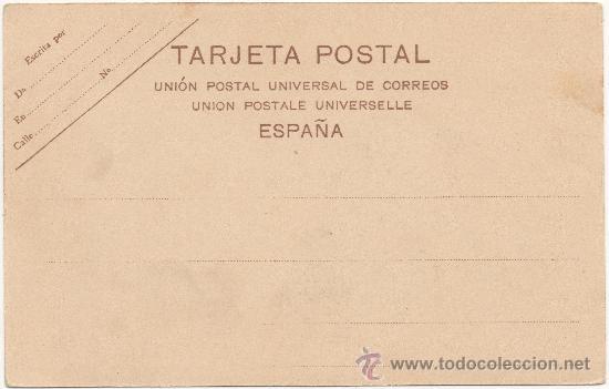 Postales: ZARAGOZA.- PALACIO DE LA AUDIENCIA. - Foto 2 - 35404169