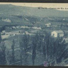 Postales: JACA - 49 - CUENCA DEL RIO ARAGON -EDICION F.H. -(12.833). Lote 35428776