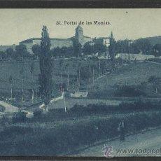Postales: JACA - 51 - PORTAL DE LAS MONJAS -EDICION F.H. -(12.835). Lote 35428789