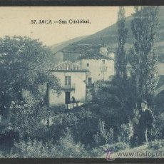 Postales: JACA - 57 - SAN CRISTOBAL -EDICION F.H. -(12.839). Lote 35428840