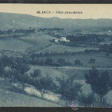 Postales: JACA - 46 - VISTA PANORAMICA -EDICION F.H. -(12.842). Lote 35428872