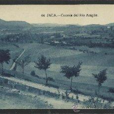 Postales: JACA - 44 - CUENCA DEL RIO ARAGON -EDICION F.H. -(12.844). Lote 35428898