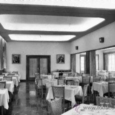 Postales: JACA (HUESCA) .- COMEDOR DEL GRAN HOTEL.- EDICIONES SICILIA Nº 85.- FOTOGRÁFICA.. Lote 35471684