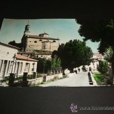 Postales: ORIHUELA DEL TREMEDAL TERUEL VISTA PARCIAL AL FONDO IGLESIA DE SAN MILLAN. Lote 35606450