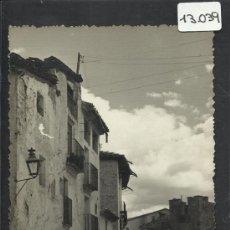 Postales: RUBIELOS DE MORA - ED. ANDRES BAYO - (13.039). Lote 35660593