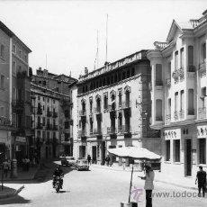 Postales: BARBASTRO (HUESCA).- CALLE GENERAL RICARDOS.- EDICIONES SICILIA Nº 33.- FOTOGRAFICA.. Lote 35823887