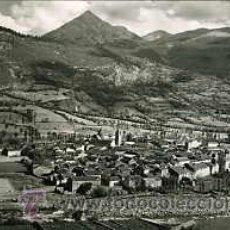 Postales: BENASQUE (HUESCA).- VISTA GENERAL.- EDICIONES SICILIA Nº 1.- FOTOGRAFICA.. Lote 35847696