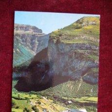 Postales: POSTAL 6. TORLA. HUESCA. VISTA GENERAL DEL CAMPING DE ORDESA Y HOTEL. ED. SICILIA.. Lote 35850966