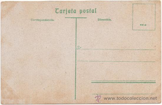 Postales: ZARAGOZA.- PUERTA DEL CARMEN, CÉLEBRE POR SU HEROICA DEFENSA. - Foto 2 - 35952702