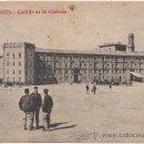 Postales: ZARAGOZA.- CASTILLO DE LA ALJAFERÍA.. Lote 35952952