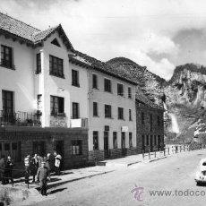 Postales: BROTO(HUESCA).- CARRETERA Y VISTA PARCIAL.- EDICIONES SICILIA Nº 2.- FOTOGRÁFICA.. Lote 35953326