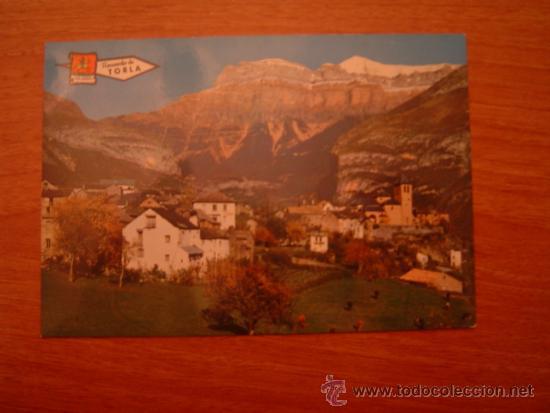 POSTAL TORLA - HUESCA VISTA PARCIAL SIN CIRCULAR (Postales - España - Aragón Moderna (desde 1.940))