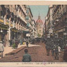 Postkarten - ZARAGOZA.- CALLE DON ALFONSO Iº. - 36002445