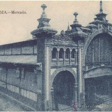Postkarten - ZARAGOZA.- MERCADO. - 36061304