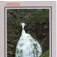 Postales: +-+ PV559 - PARQUE NACIONAL DE ORDESA - CASCADA COLA DE CABALLO - SIN CIRCULAR. Lote 36114398